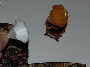 Как просто сделать миниатюрный рупор для граммофона. Ярмарка Мастеров - ручная работа, handmade.