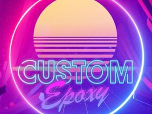 Мастерская Custom Epoxy. Ярмарка Мастеров - ручная работа, handmade.