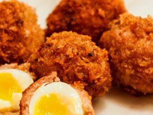 Пасхальные блюда ! Яйца в рубашке .Вкуснятина !!!. Ярмарка Мастеров - ручная работа, handmade.
