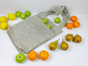 Делаем ЭКО сумку-шоппер своими руками DIY. Видео мастер-класс. Ярмарка Мастеров - ручная работа, handmade.
