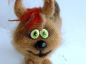«Живой взгляд»: мастер-класс по изготовлению глазок для игрушек. Ярмарка Мастеров - ручная работа, handmade.