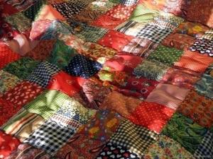 Дачное-удачное:) Лоскутные покрывала на заказ!. Ярмарка Мастеров - ручная работа, handmade.