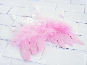 Как перекрасить крылья куколки-ангела в другой цвет. Ярмарка Мастеров - ручная работа, handmade.