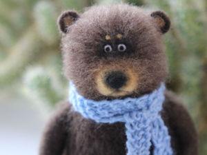 Новый медведь в моем магазине!. Ярмарка Мастеров - ручная работа, handmade.