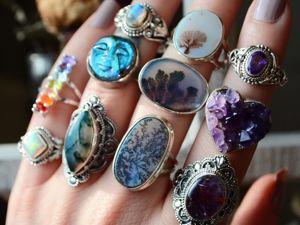 Так на каком же пальце носить Кольцо?! Несколько советов. Ярмарка Мастеров - ручная работа, handmade.