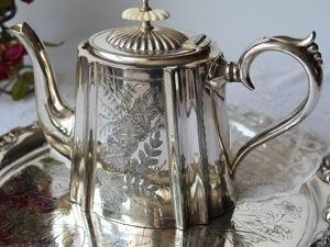 Дополнительные фотографии шикарного чайника. Ярмарка Мастеров - ручная работа, handmade.