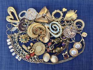 Аукцион винтажа «Золото капитана Флинта»!!!. Ярмарка Мастеров - ручная работа, handmade.