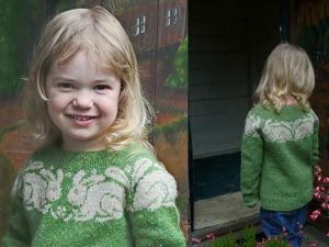 Милые вязаные детские модели из Твида. Ярмарка Мастеров - ручная работа, handmade.