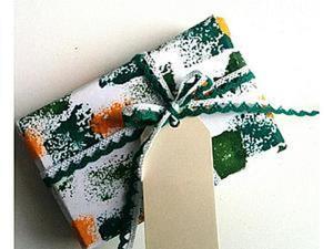 Упаковка для подарка своими руками. Ярмарка Мастеров - ручная работа, handmade.