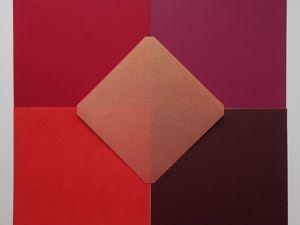 «Гранатовый цвет»  — набор кальки красных и вишневых оттенков. Ярмарка Мастеров - ручная работа, handmade.