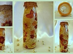 Даем новую жизнь бутылке из-под кефира. Ярмарка Мастеров - ручная работа, handmade.