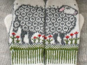 Норвежские вязаные узоры — Рождественский тренд!. Ярмарка Мастеров - ручная работа, handmade.