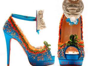 Коллекция туфель «Marie Antoinette» от дизайнера Christian Louboutin. Ярмарка Мастеров - ручная работа, handmade.