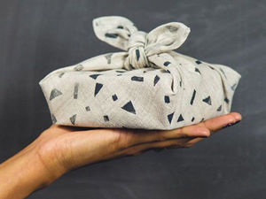 Time for Textile! 30 Ideas of Fabric Packaging. Livemaster - handmade
