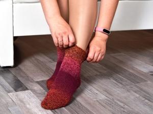 Акция бесплатная доставка на носочки вязаные!. Ярмарка Мастеров - ручная работа, handmade.