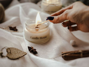 Святочные гадания со свечами. Ярмарка Мастеров - ручная работа, handmade.