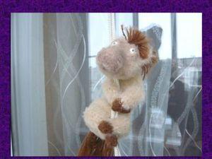 Вяжем забавную игрушку «Чумовая лошадка». Ярмарка Мастеров - ручная работа, handmade.