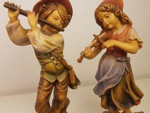 Про тирольские деревянные фигурки: история промысла. Ярмарка Мастеров - ручная работа, handmade.