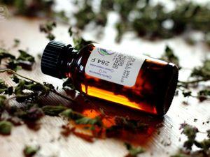 Ингредиенты Ботанической парфюмерии: Мятный бергамот. Ярмарка Мастеров - ручная работа, handmade.
