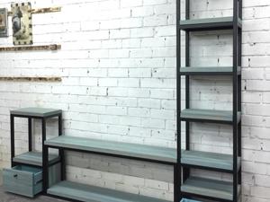 Комплект мебели в стиле лофт для дома. Ярмарка Мастеров - ручная работа, handmade.