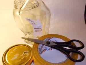 Лайфхак «Очистка неотмываемых бутылок и банок». Ярмарка Мастеров - ручная работа, handmade.