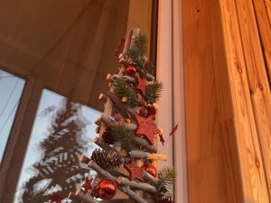Вот такую ёлку мы наряжаем в этом году. Ярмарка Мастеров - ручная работа, handmade.