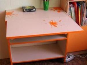 Вторая жизнь письменного стола. Ярмарка Мастеров - ручная работа, handmade.