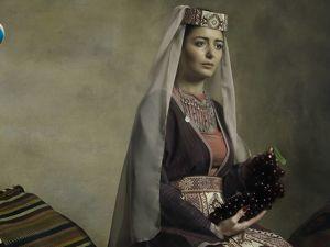 Как украшают армянский костюм? Женский тараз. Ярмарка Мастеров - ручная работа, handmade.