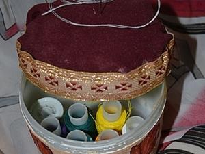 Игольница-органайзер. Ярмарка Мастеров - ручная работа, handmade.