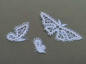 Три бабочки. Ярмарка Мастеров - ручная работа, handmade.