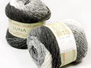 Пряжа Luna Tropical Lane / Альпака + Акрил + Меринос / Обзор пряжи. Ярмарка Мастеров - ручная работа, handmade.