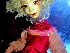 Как сделать кукольное тело на проволочном каркасе. Ярмарка Мастеров - ручная работа, handmade.