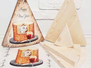 Всем сыр! Подготовка к Новому году!. Ярмарка Мастеров - ручная работа, handmade.