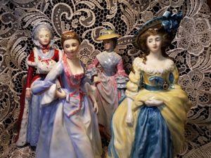 Эксклюзивные  Новинки от  Royal  Doulton. Ярмарка Мастеров - ручная работа, handmade.