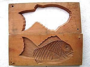 Японские «пряничные доски» кashigata: резные формы для приготовления «rakugan». Ярмарка Мастеров - ручная работа, handmade.