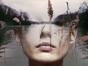 Mystic Photo Paintings World by Antonio Mora. Livemaster - handmade