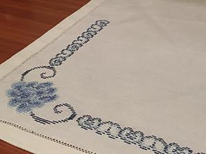 Идеальная изнанка при вышивке крестом. Ярмарка Мастеров - ручная работа, handmade.