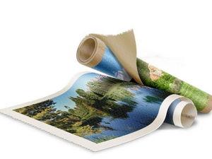 Для картин мы используем натуральный хлопковый холст. Ярмарка Мастеров - ручная работа, handmade.