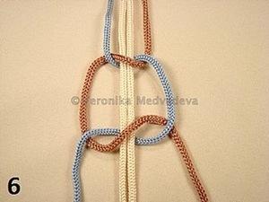 Узлы и узоры  макраме: техника  плетения. Ярмарка Мастеров - ручная работа, handmade.