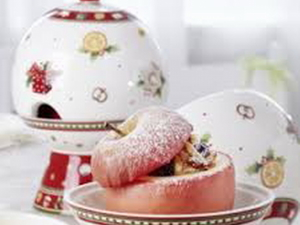 Интересное немецкое развлечение:  «Запекания яблок за столом». Ярмарка Мастеров - ручная работа, handmade.