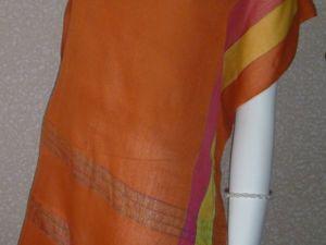 Шьем платье из палантина за 20 минут: видеоурок. Ярмарка Мастеров - ручная работа, handmade.