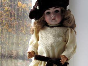 Осень за окном и новое платье. Ярмарка Мастеров - ручная работа, handmade.
