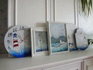 А я рисую море. Ярмарка Мастеров - ручная работа, handmade.