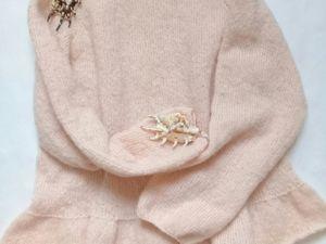 Покупаете свитер+сумка в подарок. Ярмарка Мастеров - ручная работа, handmade.