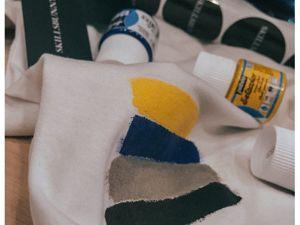 Обзор на Краску «pEbeo» с эффектом замши Setacolor. Ярмарка Мастеров - ручная работа, handmade.