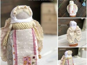Акция! Авторский ангел со скидкой только до Рождества!. Ярмарка Мастеров - ручная работа, handmade.