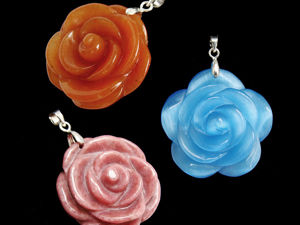 Резные подвески Розы. Ярмарка Мастеров - ручная работа, handmade.