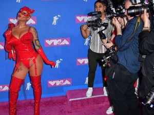 20 фрик-образов шокировали на открытии церемонии MTV 2018. Ярмарка Мастеров - ручная работа, handmade.