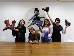 Фотоотчет о мастер-классе Александры Александровой. Ярмарка Мастеров - ручная работа, handmade.
