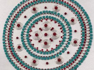 Как проходит работа над вышивкой в профессиональном ателье. Ярмарка Мастеров - ручная работа, handmade.